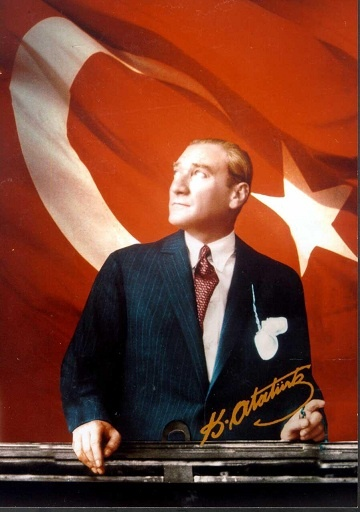 Ataturk - Father of the Turks