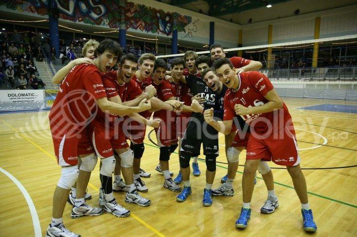 La Coppa Trentino Alto Adige 2014 parla Trentino Volley #courmayeurmontblanc #montblanc