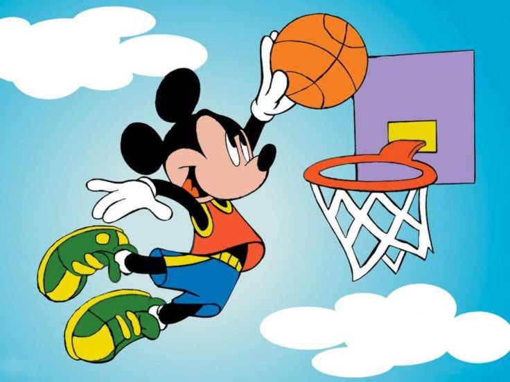 Sport Wallpaper Cartoon: Cartoon Basketball 2658 Hd Wallpapers