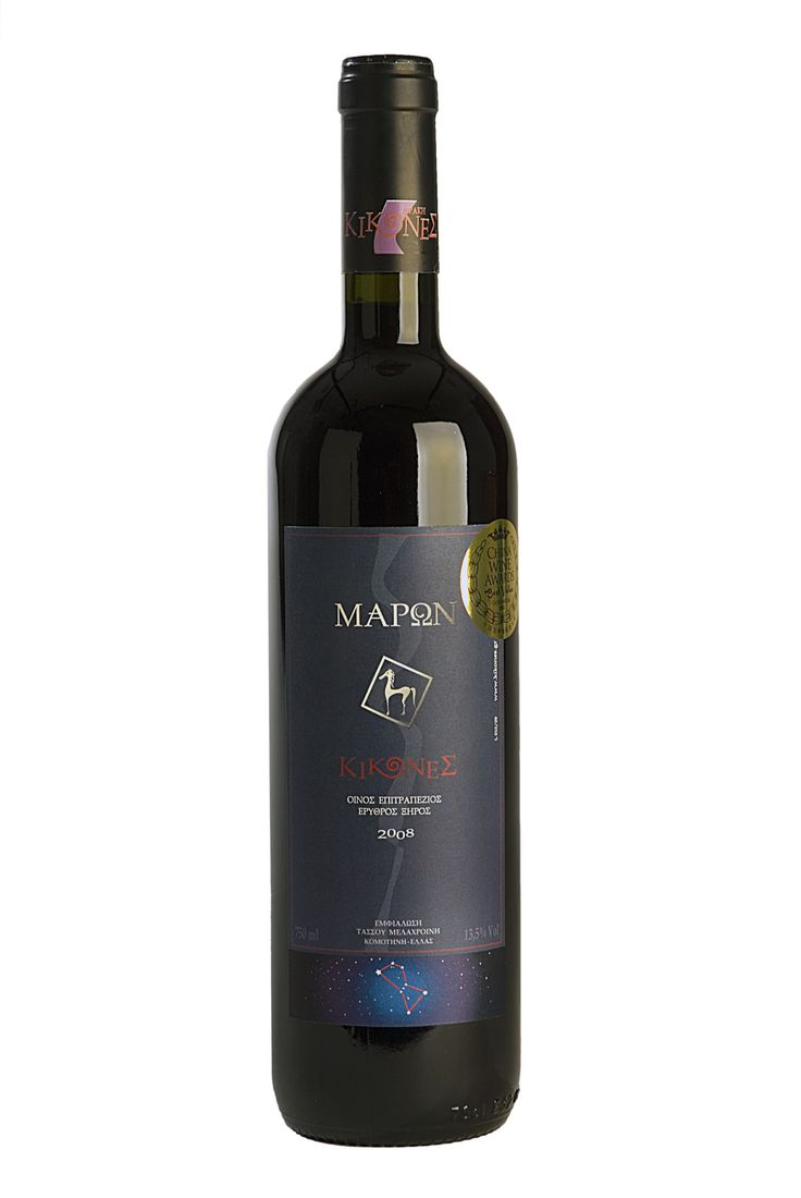 Maron Kikones Red Sangiovese 100% An Australian inspiration brought Sangiovese to Thrace after Domaine Kikones' Chief Winemaker work experience in Victoria. Ruby, cherries, violet, structured tannins. No crasher, hand pigeage method, 12 months in oak barrels, Bottled unfined/unfiltered.
