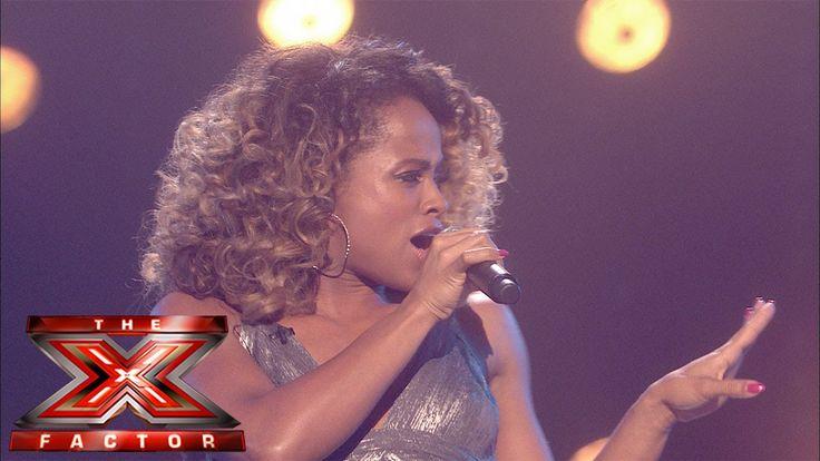 Fleur East sings Whitney Houston's I'm Every Woman | Live Week 7 | The X-Factor #FleurEast #XFactorUK