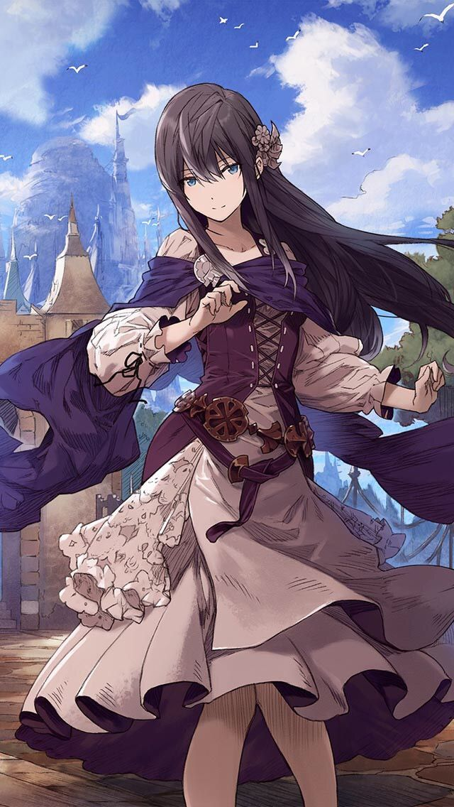 Noble Medieval Woman