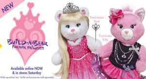 FREE $6 off $12 Build A Bear Voucher!  Such an awesome time as a family every time we visit Build a Bear. When was the last time your family visited there?