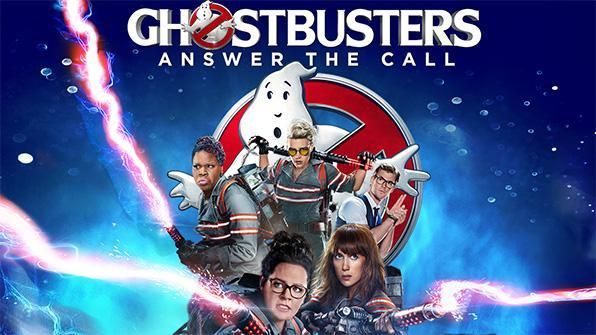 Ghostbusters (2016) for Rent, & Other New Releases on DVD at Redbox