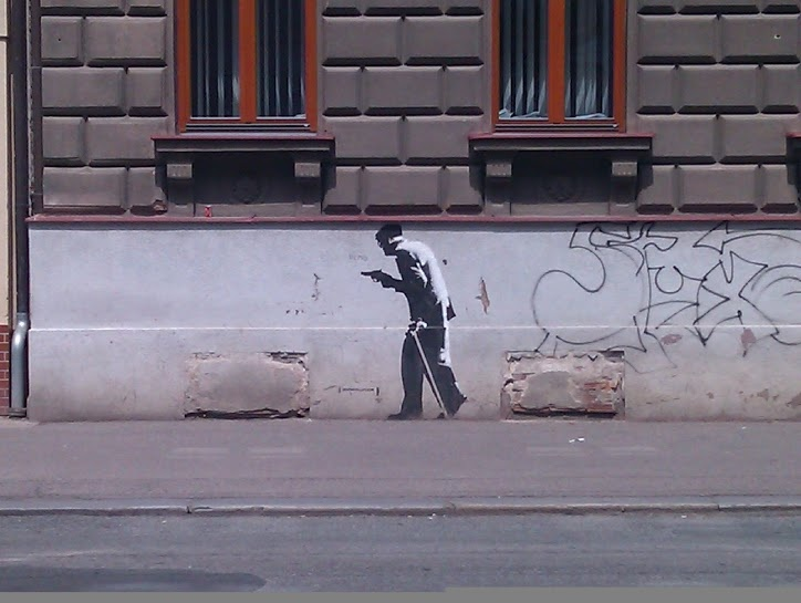 Street art: Hradec Králové