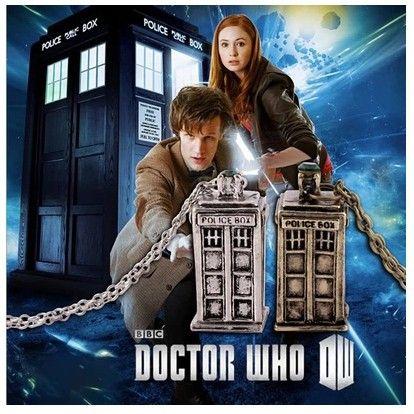 Доктор дом продажи таинственные доктор кто ожерелье кулон ожерелье ювелирные изделия кулон европейский и америка фильмы