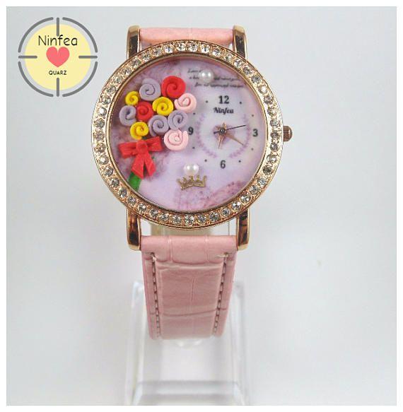 Orologio modello   bouquet  3d Wristwatche Clay   bouquet