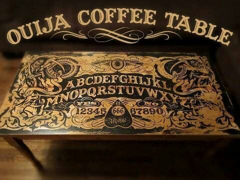 Ouija A Collection Of Geek Ideas To Try Ouija Cameo