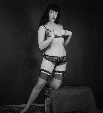 118 best Bettie Page