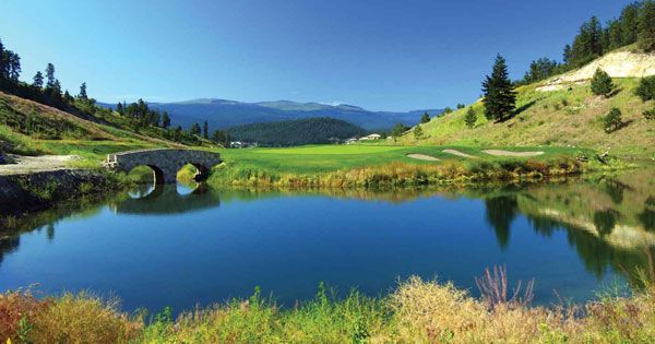 Black Mountain Golf Club - Kelowna, BC
