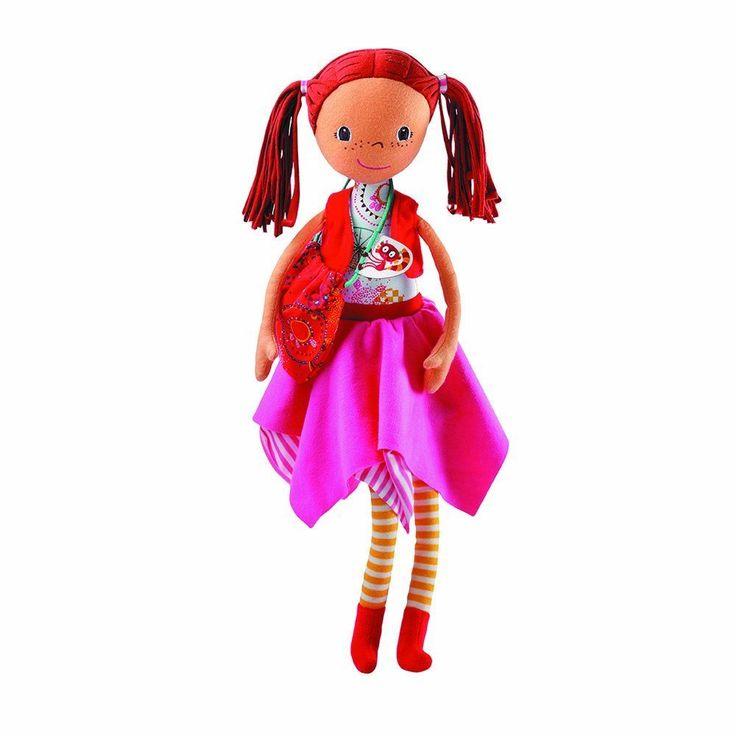 Πάνινες : Κούκλα | Toy-Box.gr - Καλά Εκπαιδευτικά Παιχνίδια
