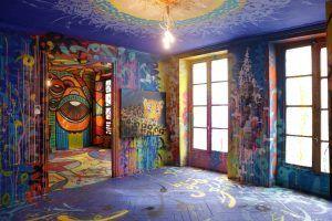 Un appartement parisien rédécoré par des artistes !