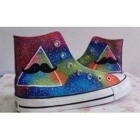 I found 'Beard Galaxy Canvas Casual Shoes' on Wish, check it out!