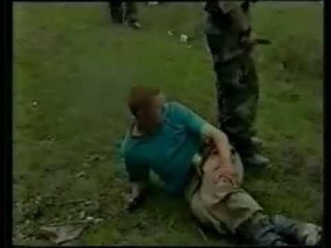 """Не стала смотреть. Ролик как """"герой России"""" и ставленик Путина, Кадыров отрезал головы российским солдатам. Это треш."""