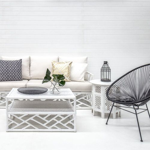White Summer Lounge
