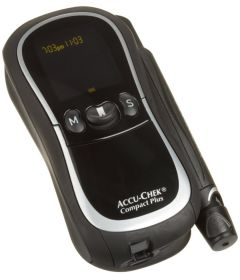 Accu Check Compact Plus - Read our detailed Product Review by clicking the Link below