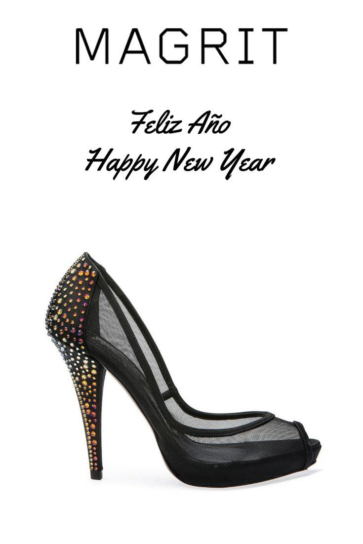 Feliz Año -- Happy New Year #Magrit