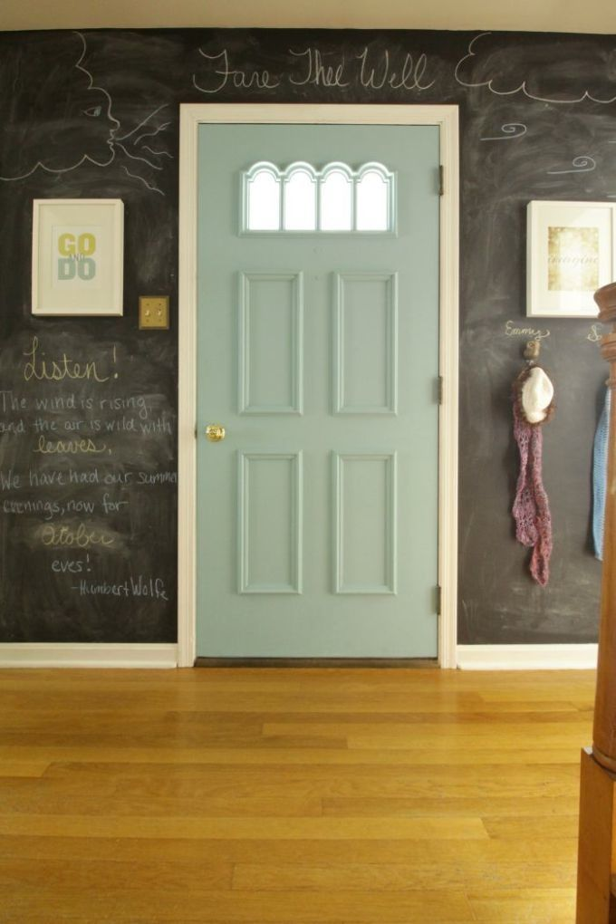 Cassie's Creative Use of Space Entryway — Energize Your Entryway Contest