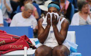 Серена Уильямс отказалась от выступления на чемпионате WTA http://mnogomerie.ru/2016/10/27/serena-yiliams-otkazalas-ot-vystypleniia-na-chempionate-wta/  Вторая ракетка мира Серена Уильямс снялась с турнира WTA Finals, который состоится в Сингапуре на следующей неделе. В последний раз американка выходила на корт на US Open в сентябре Уильямс отказалась от участия в заключительномтурниресезонаиз-за травмы плеча. Решение она приняла после консультации с врачами. «Я сильно расстроена тем, что…