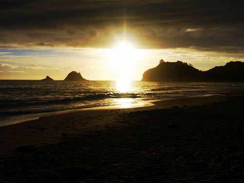 Sunset Coromandel | Flickr - Photo Sharing!