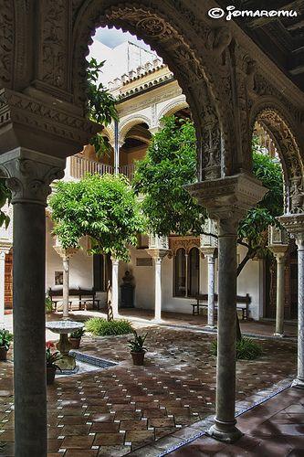 Casa Palacio de Los Pinelos  Sevilla  Spain
