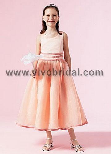 Vivo Bridal -  Flower Girl DressE-0001