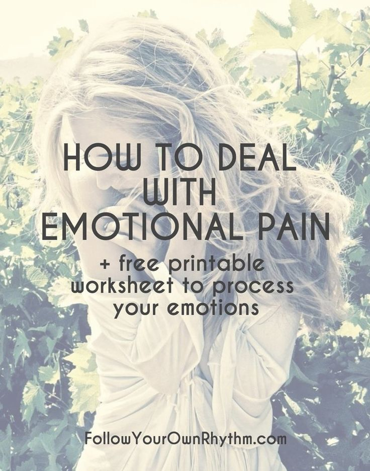 Do you hate being in pain?Silly question as no one enjoys pain. But when something bad happens in your life that makes you feel very hurt, do you tend to avoid the painful feelings it creates within you because it's just too much to bear? In this blog, learn HOW to deal with and process your emotional pain so you don't make things worse. Comes with a free worksheet to help walk you through this process!