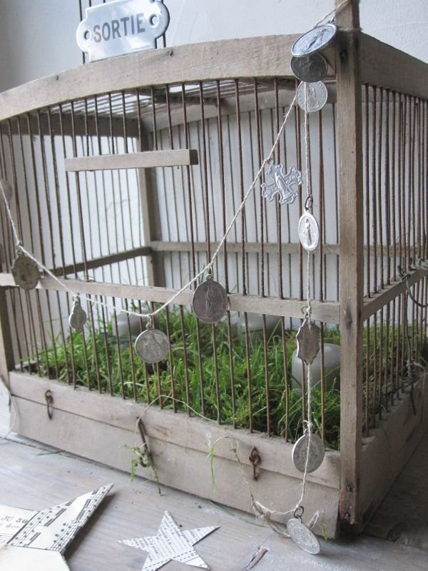 17 Best Images About Bird Cages For Canaries On Pinterest