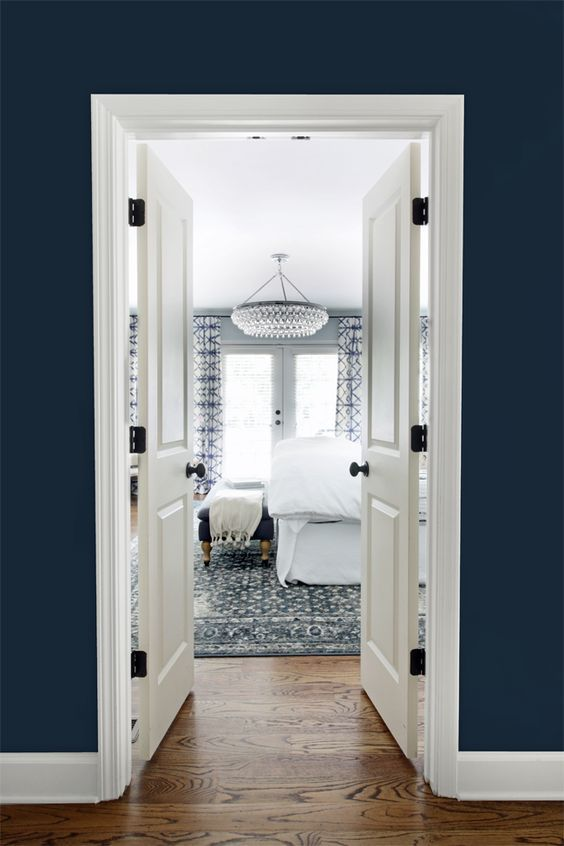 1000 Ideas About Navy Curtains Bedroom On Pinterest Chest Of Drawers Mid Century And Colors