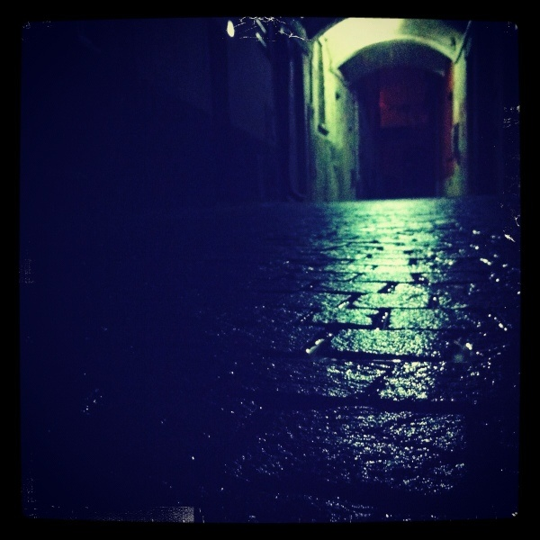 Night in Piazza - Stresa, IT(Lake Maggiore)