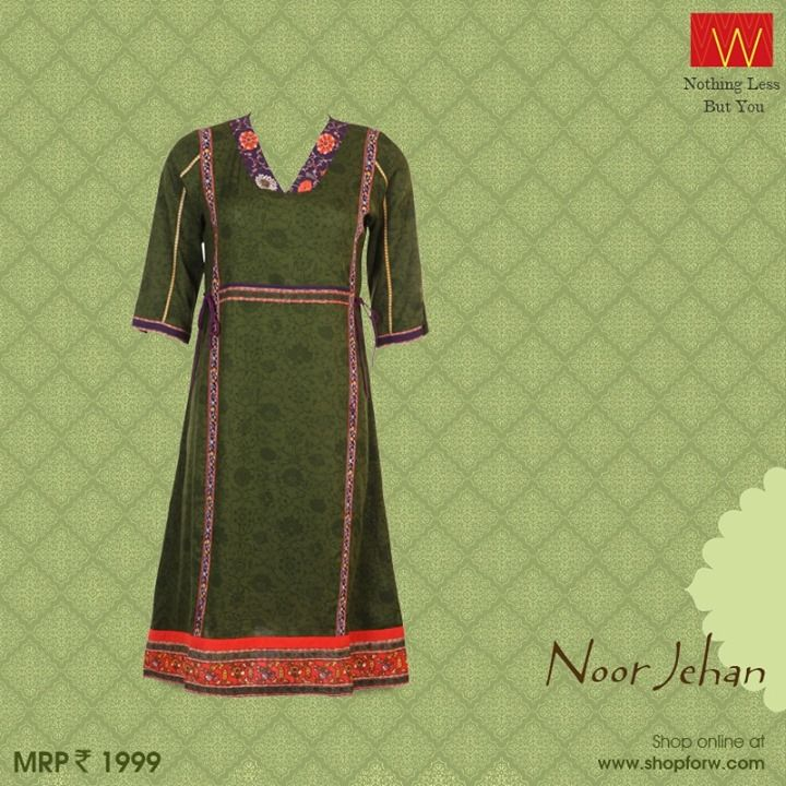 For the woman who lives with grace and confidence, this is our ode. http://shopforw.com/categoryProducts.php?catID=151&maincatName=In%20Stores&smallCat=Kurta