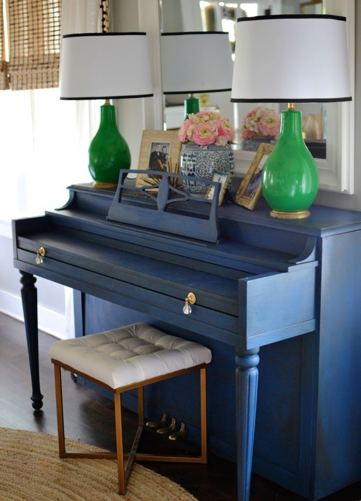 10 Of Our Favorite Piano Makeover Ideas