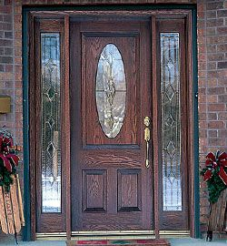 Single Door Entry