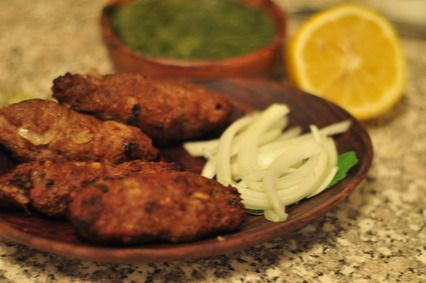 Seekh kababs Recipe - North Indian Food