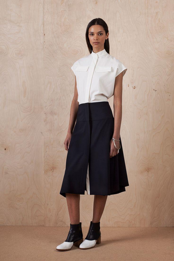 Zero + Maria Cornejo Pre-Fall 2015 - Collection - Gallery - Style.com
