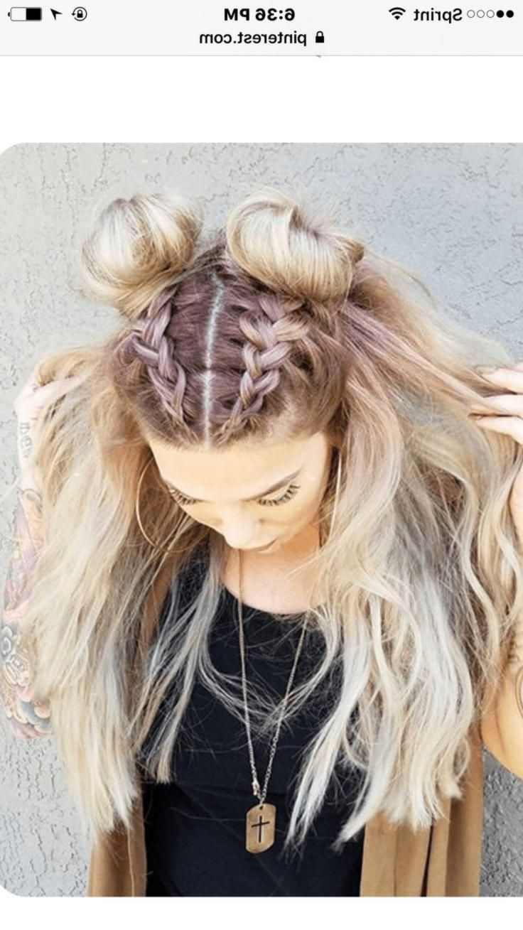 Awesome pretty hairstyles for school #troom # girls cognizance # any girls # hairstyle tips #recognize