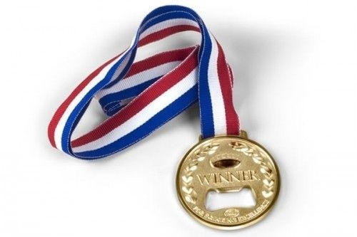 Medal piwosza / No.1 bottle opener