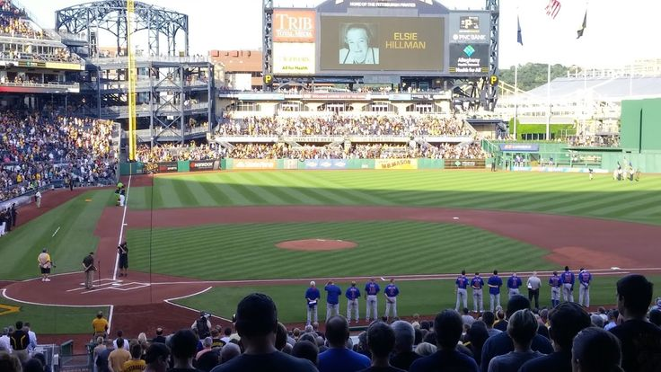 Pittsburgh Pirates vs. Chicago Cubs 8/5/2015