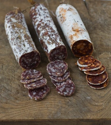 Blackberry Farm: Blackberry Farm Charcuterie Trio