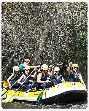 Viaje 3 Días de Aventura en Camporrobles, las Hoces del Cabriel para grupos escolares