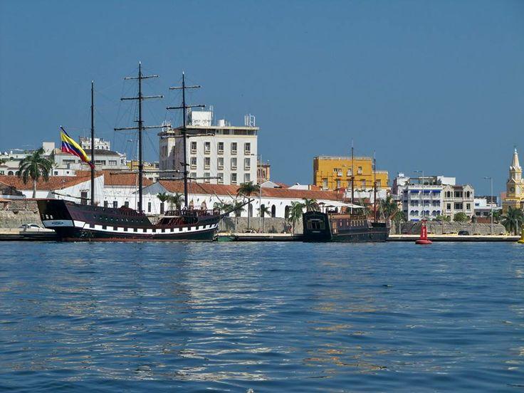 Fotografía de Cartagena de Indias, Bocachica e Islas del Rosario. Fotografía: Edwin Martínez Martínez
