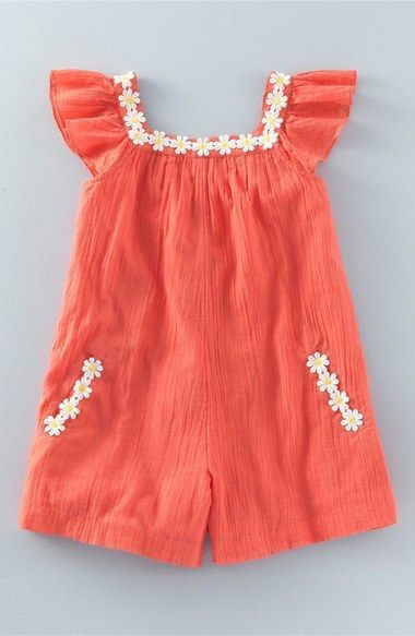 Mini boden 39 floaty daisy 39 romper toddler girls little for Mini boden rabatt