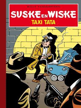 Suske en Wiske - Taxi Tata luxe - suskeenwiskeshop.com