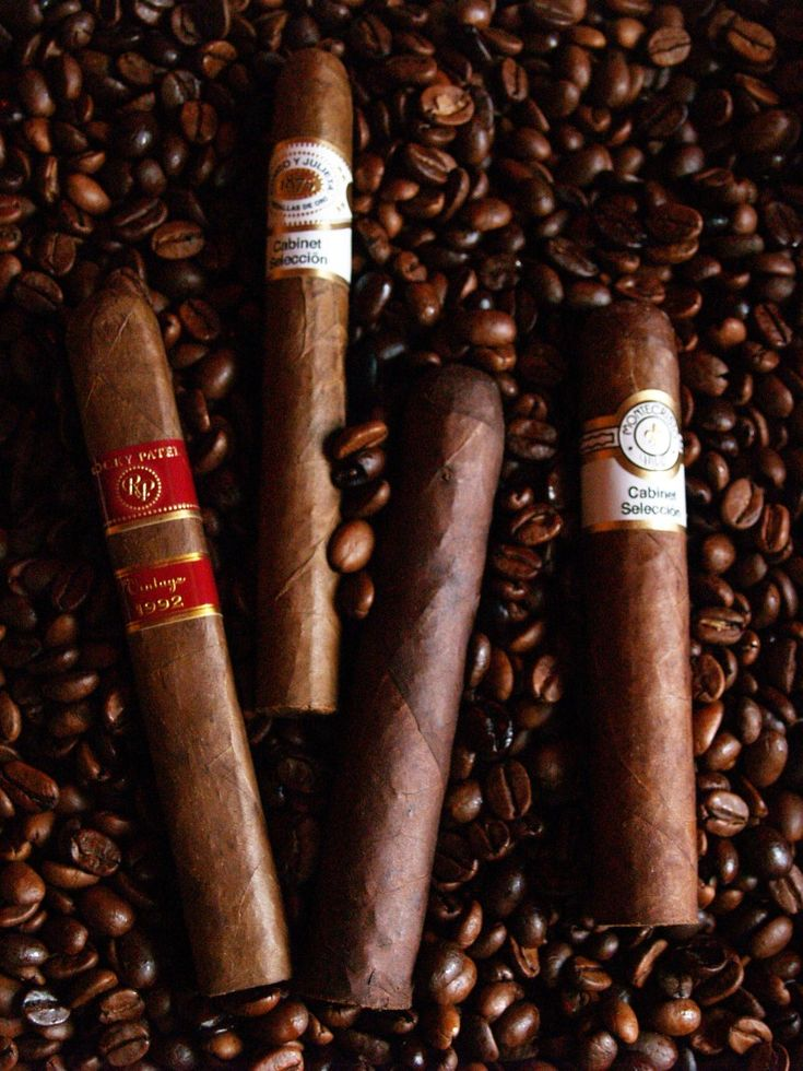 Harmonizing your favorite cigar with coffee