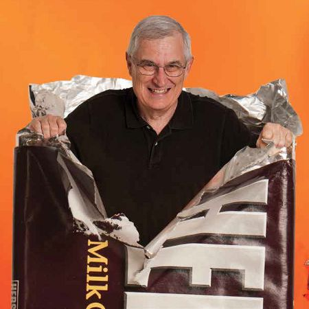 """Sociologist Joel Best wishes you a """"Happy Halloween"""" and nothing but the Best candy!"""