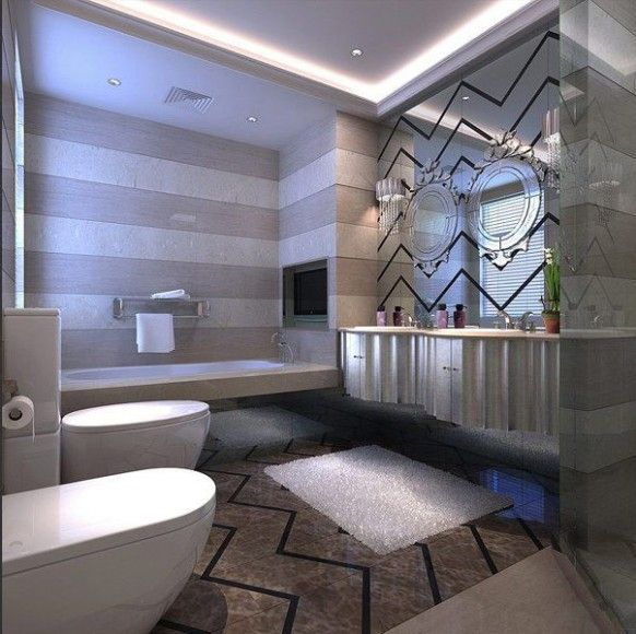 Bathrooms Interior Design Picture 2018