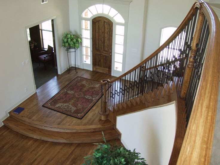 Best 1000 Images About Transitional Staircase Remodeling 400 x 300