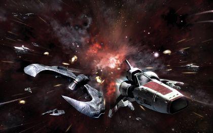 Звездный крейсер Галактика готов покорять большие экраны