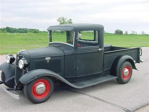 1934 ford pickup for sale in winona minnesota classified. Black Bedroom Furniture Sets. Home Design Ideas