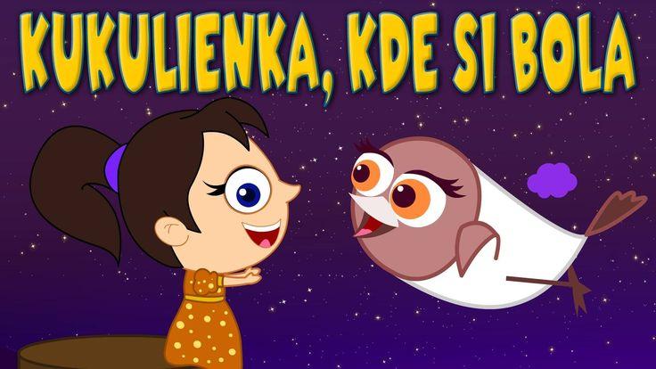 Kukulienka, kde si bola +10 pesničiek | Zbierka | Slovenské detské pesni...